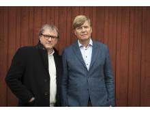 Peter Sandwall & Lars Mörlid