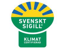 Svenskt Sigills märke för Klimatcertifierad