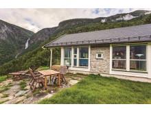 NOVASOL feriehus N23025 i Sogn og Fjordane