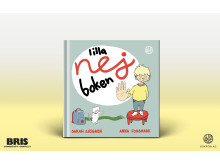 Press bokomslag Lilla nej-boken