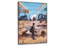 mutant poster rainbow