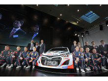 Hyundai Shell World Rally Team