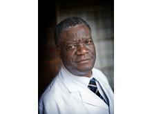 Mukwege porträtt