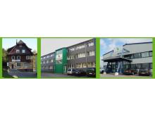 Das Werk der SCHUPP GmbH & Co. KG aus Dornstetten