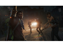 """Still from the """"Overkill's The Walking Dead"""" launch trailer"""