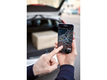 Volvo On Call i Smartphone
