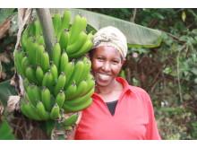 2. Svensk kvinna kommer bo och arbeta hos Elizabeth Maigua i Kenya