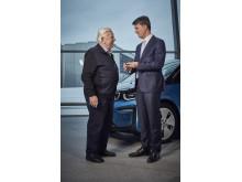 Harald Krüger udleverer BMW i3