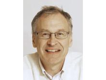 Bertil Lindahl, professor och överläkare UCR