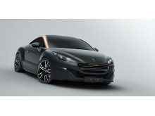 RCZ R, ett exklusivt och sportigt tillskott från Peugeot