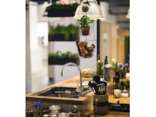 Marbodal Örteriet Stockholm Furniture Fair 2015 närbild köksö
