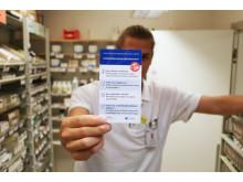 Rondkort för antibiotikasmarta sjuksköterskor