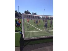 Spontanfotboll med HuFF