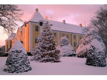 Weihnachtsmarkt auf Schloss Gavnø