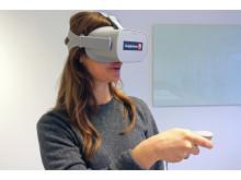 Fastighetsbyrån satsar på VR-visningar med Oculus Go