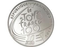 Tour de France - minnesmynt