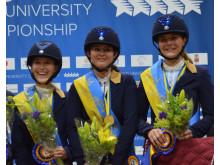 Student-VM-guld ridsport - Flyinge 2016