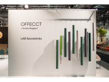 Offecct Soundsticks by Andrea Ruggiero