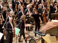 Göteborgs Symfoniker, Santtu-Matias Rouvali och Martin Grubinger i Wien