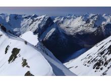 Hjørundfjorden Runt Norges svar på Alpernas berömda Haute Route