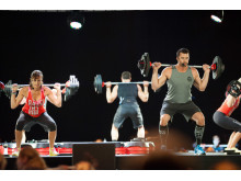 SUPER SATURDAY 2014 BODYPUMP®