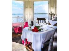Romantik i Lusthuset
