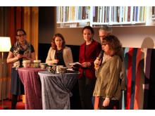 Panelsamtal Studieförbundet Vuxenskolan