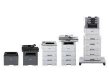 Impresoras y equipos multifunción - series L5000 y L6000