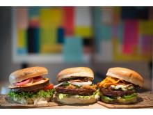 Juicy Vegan Burger-13