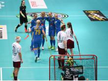 Svenska damlandslaget vann igen