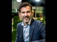 Fredrik Hörstedt, vicerektor för nyttiggörande på Chalmers.