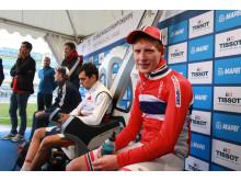 Andreas Vangstad under sykkel-VM 2014