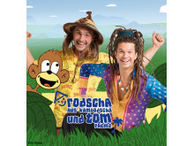 Rodscha und Tom im PLAYMOBIL-FunPark
