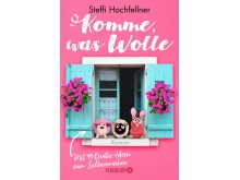 Cover Steffi Hochfellner - Komme, was Wolle