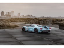 Jason Watts Ford GT