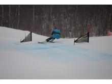Skicross i Hemavan