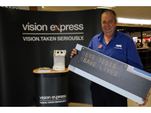 Drivers putting their health and other road users at risk – finds Woodall services eye test initiative