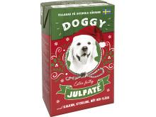 Doggy Julpaté frilagd
