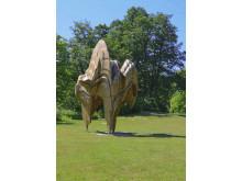 Tony Cragg, Caldera, 2008, Bronze, 480 x 372 x 342 cm