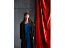 Ida Falk Winland i rollen som Adalgisa i Norma.