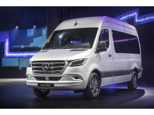 Nya Mercedes-Benz Sprinter