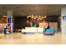 Forenede Service gør rent for kunder i hele Øst- og Midtjylland