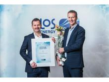 LOS Energy Award 2016
