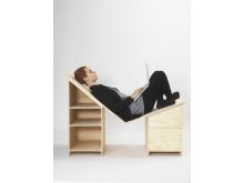 Norm Form: Skrivbord av Minna Magnusson