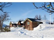 Andersborgs våffelstuga i Tänndalen