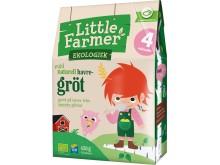Little Farmer, Mild naturell havregröt