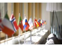Extenda har idag (sep 2009) ca 30 000 kassainstallationer i 27 länder