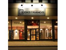 Ekstrands utställning i Solna