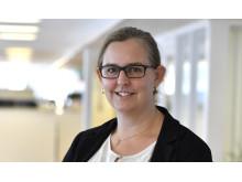 Helen Widmark, analyschef Retriever