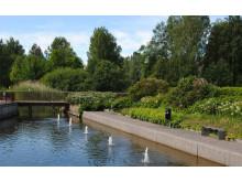 Vattenparken, Borlänge